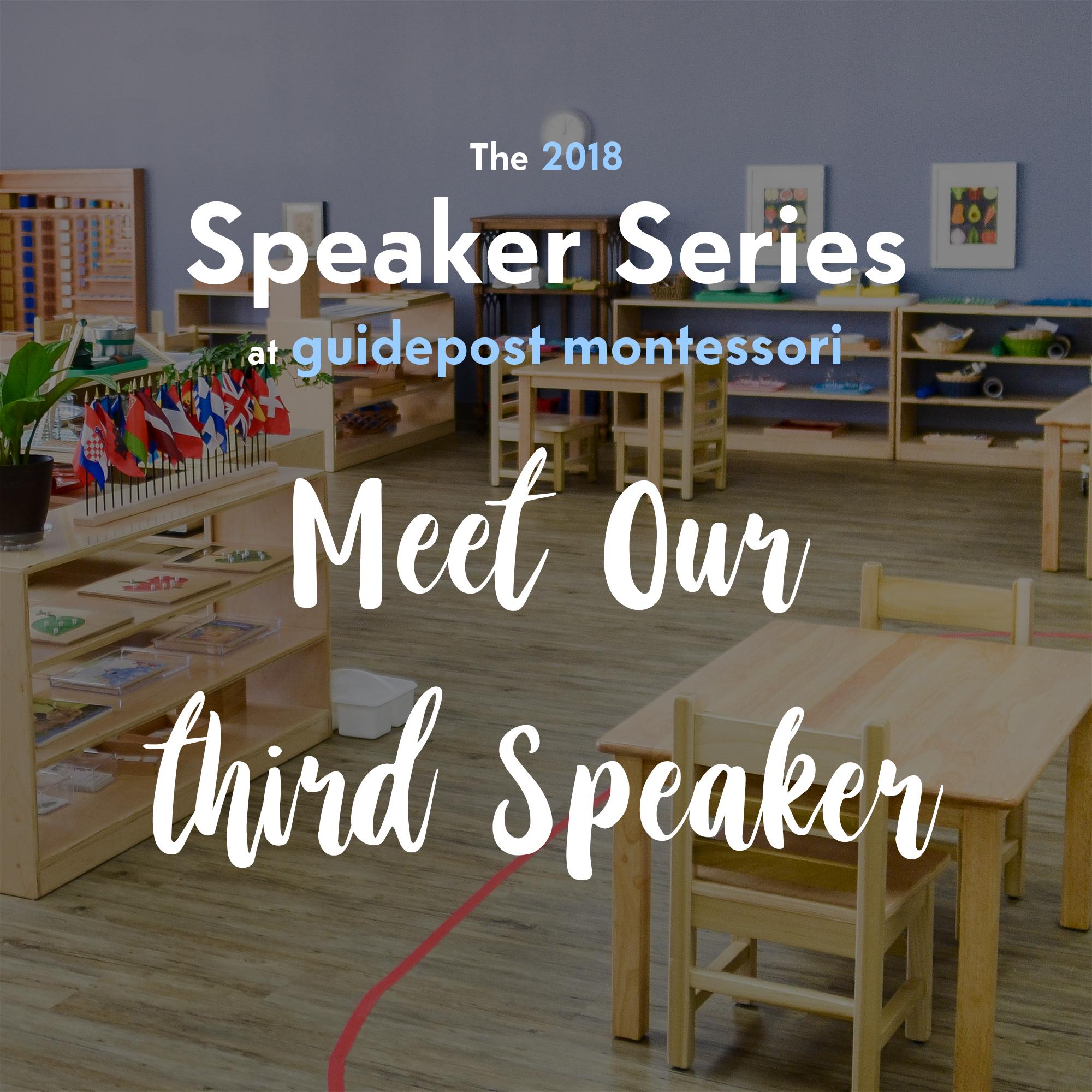 The 2018 Speaker Series Meet Michelle Becka Guidepost