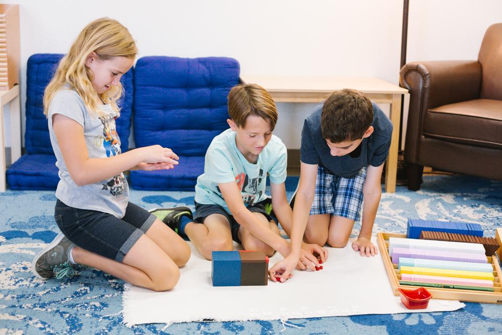 Why choose Montessori elementary?