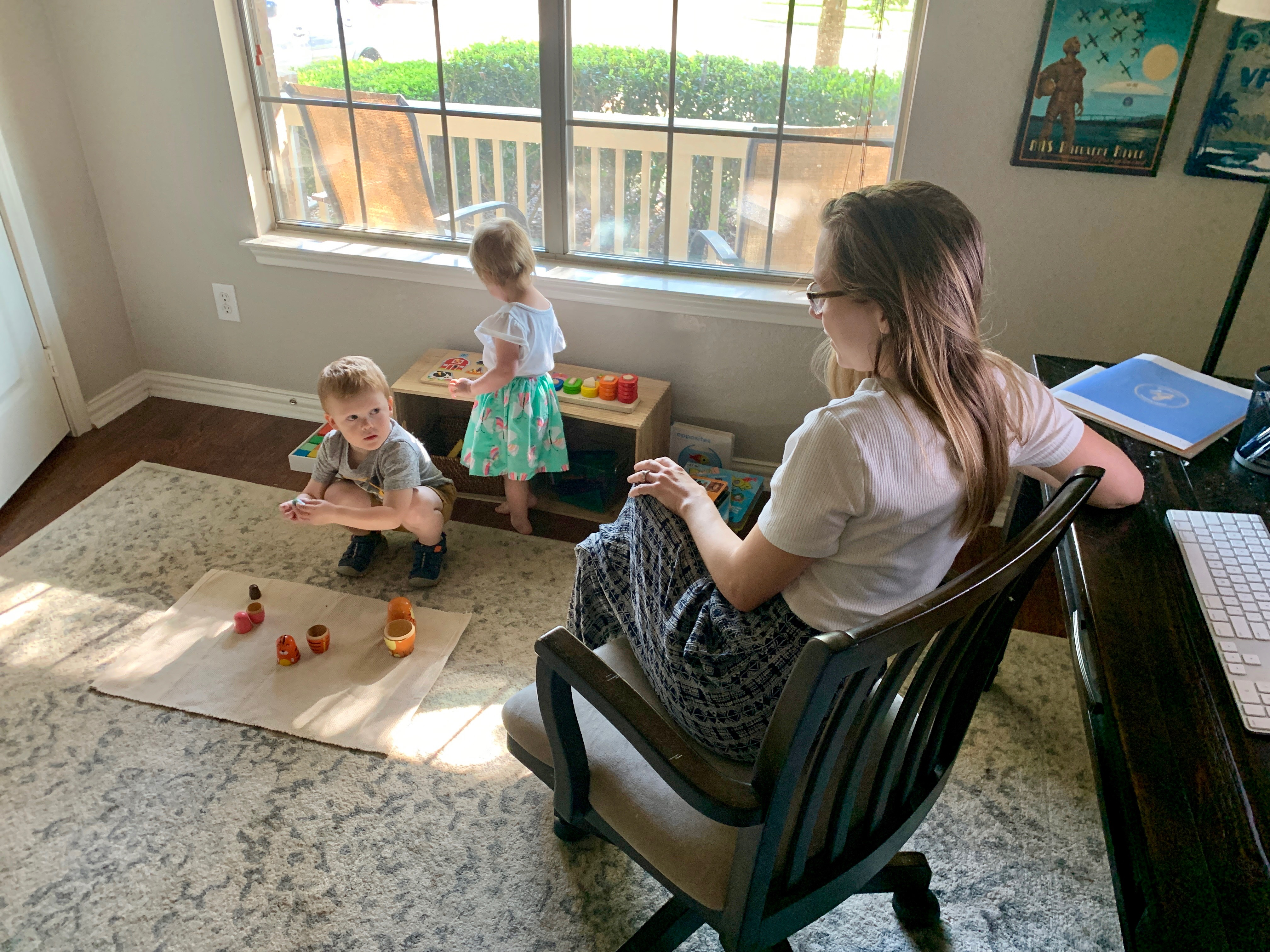 Limits and Boundaries for Working at Home With Your Child