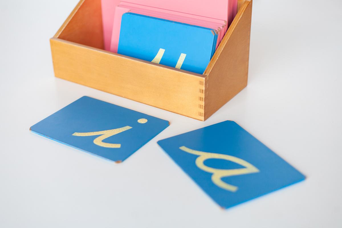 The Steady Progression in a Montessori Classroom