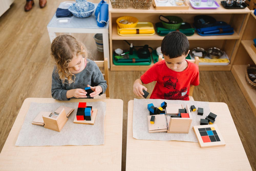 A Q&A: Lessons on Montessori