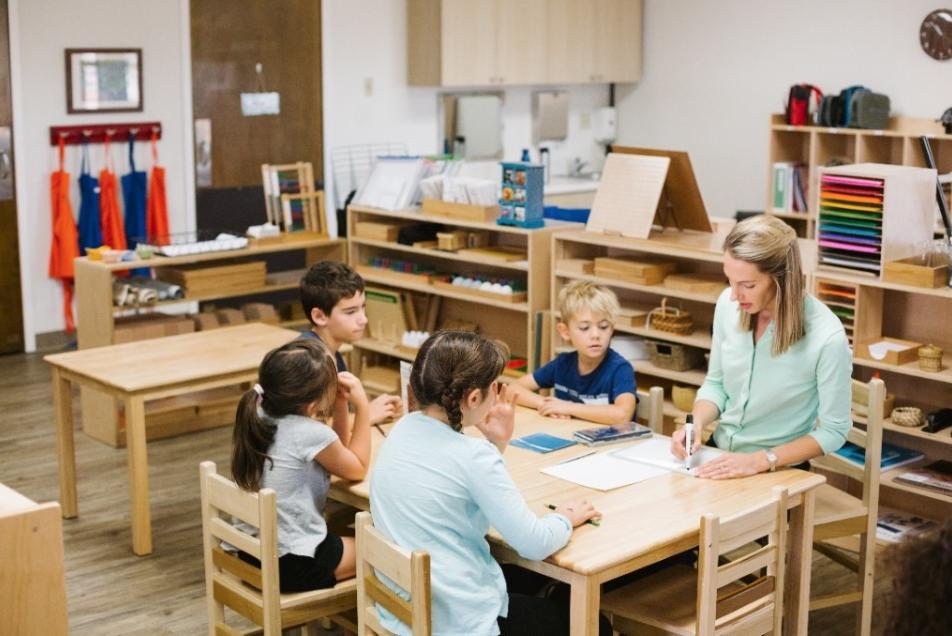 A Snapshot of the Montessori Elementary Classroom