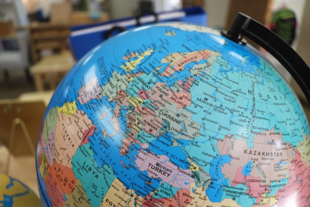 Elementary Spotlight: Economic Geography