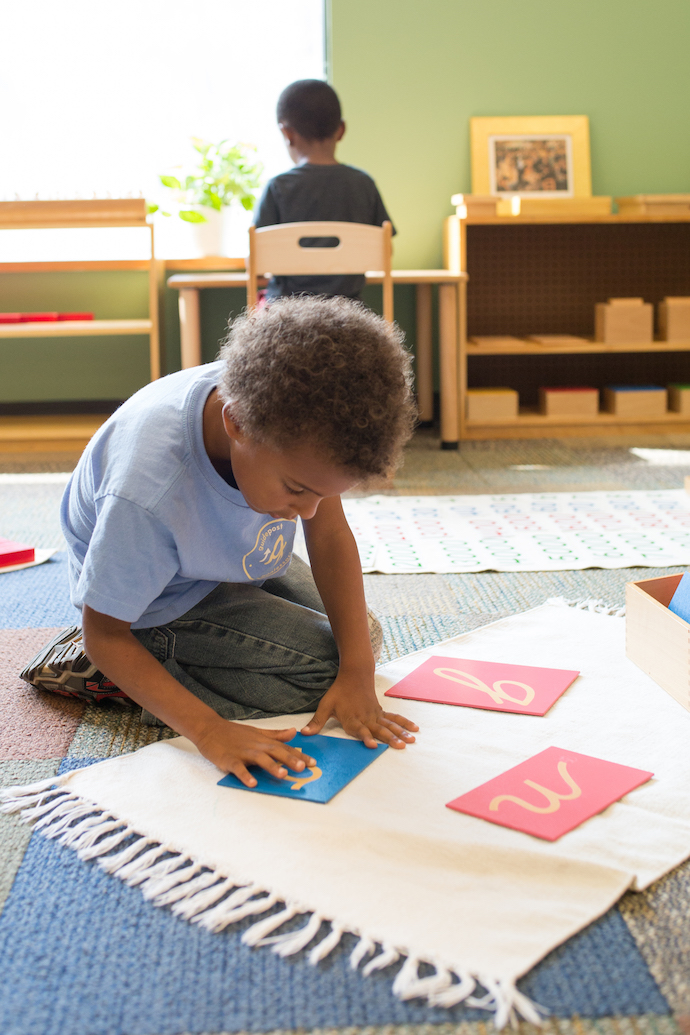 teaching children how to learn  Teaching Reading and Writing with Montessori | Guidepost Montessori